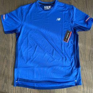 New Balance Men's Running Shirt
